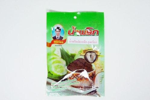 น้ำพริกปลาหมึก ชนิดซอง 28 กรัม