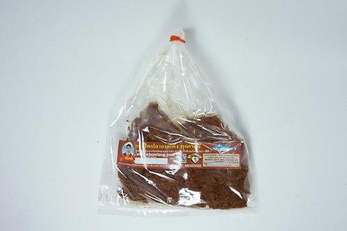 แกงไตปลาอบแห้ง ชนิดถุง 100 กรัม