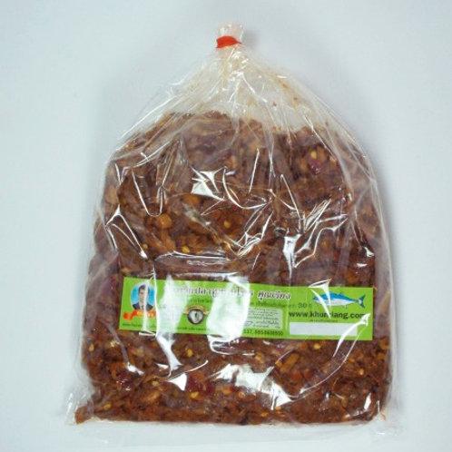 น้ำพริกปลาทูสมุนไพร ชนิดถุง 1000 กรัม