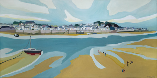 Chasing the Tide, Instow