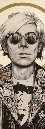 Pop Art Punk - Warhol