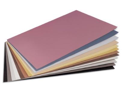 Pastelmat - Farbauswahl