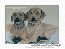 Leah und Lenny
