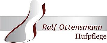 Beispiel für die Gestaltung eines Logos für Hufpflege Ottensmann