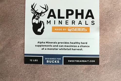 Alpha Antler Growth 50lbs