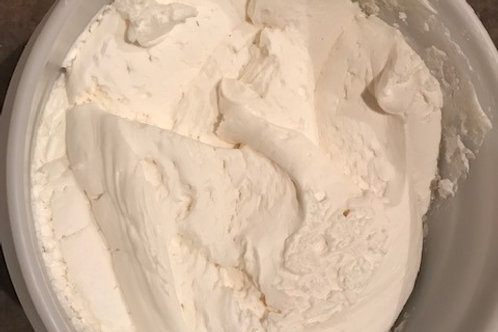 White Donut Roll Icing - 22lbs