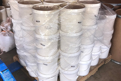White Donut Roll Icing - 10 Pails