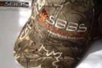 SBBS Camo Logo Cap (Full Back)