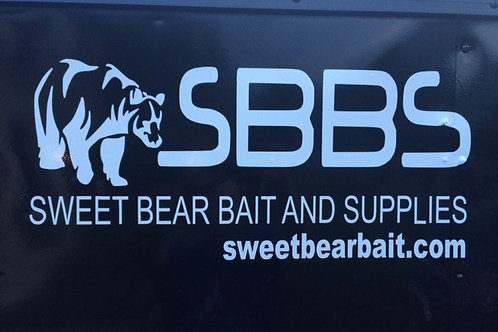 SBBS Full Size Truck Decal
