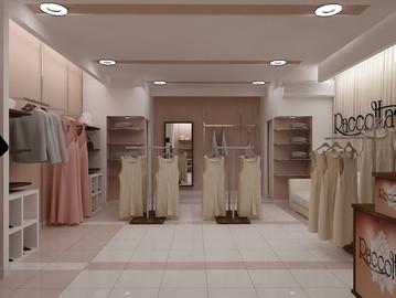 Магазин женской одежды Raccolta
