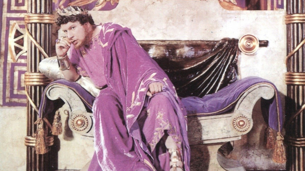Кадр из фильма Quo vadis, 1951г.