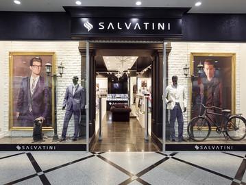 Магазин мужской одежды Salvatini