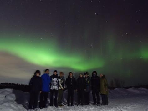 Экспедиция на берег Северного Ледовитого океана