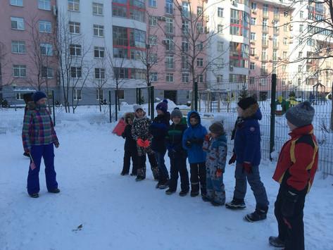 Зимние Олимпийские игры 2018 в отдельно взятой школе.