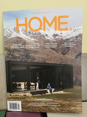 Home magazine Otober/ November issue