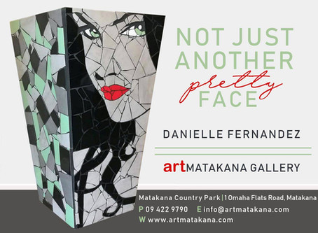 POP ART MOSAIC COLLECTIONS NOW ON DISPLAY AT ART MATAKANA GALLERY