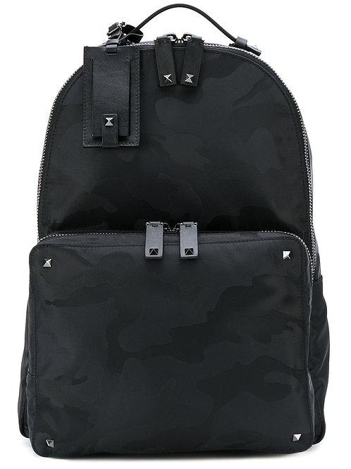 VALENTINO камуфляжный рюкзак