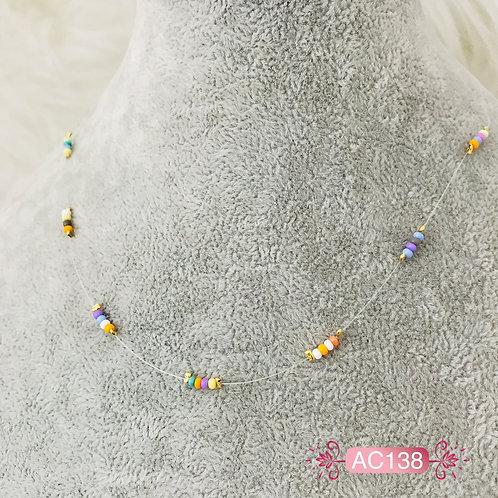 AC138-Collar en Oro Goldfield
