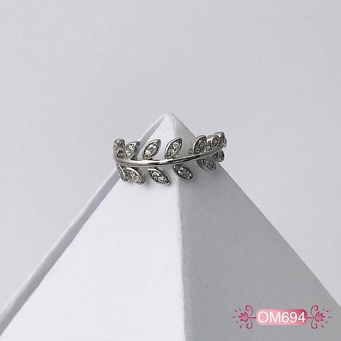 OM694- Anillo Midi Covergold