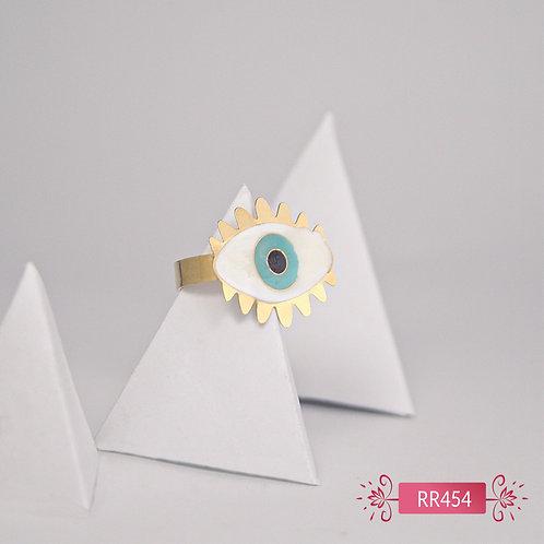 RR454-Anillo Ojo