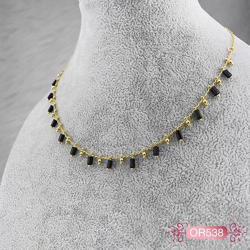 OR538 - Collar en Oro Goldfield