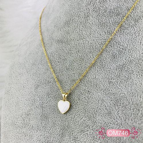 OM746 - Collar en Oro Goldfield