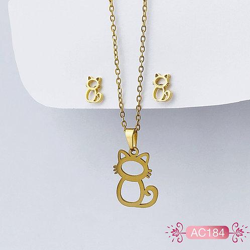 AC184- Conjunto en Acero