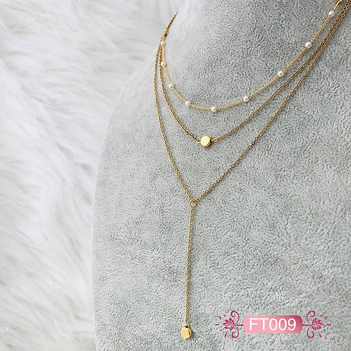 FT009 - Collar Oro Goldfield