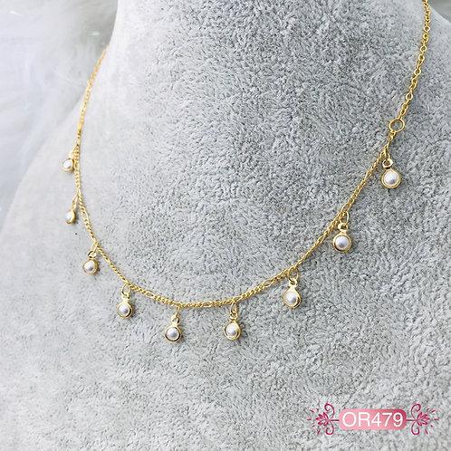 OR479 -Collar en Oro Goldfield