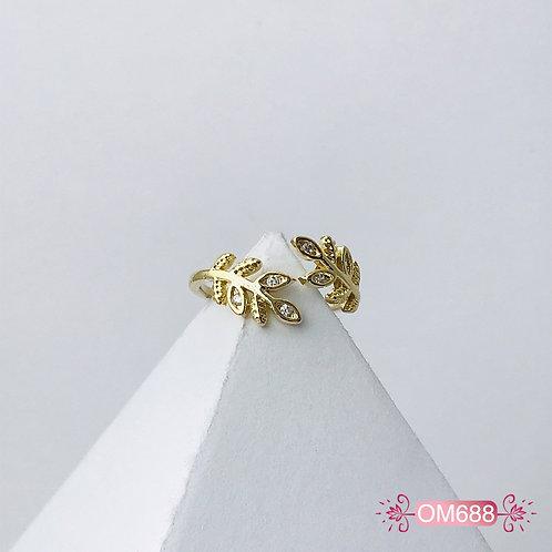 OM688- Anillo Midi Covergold