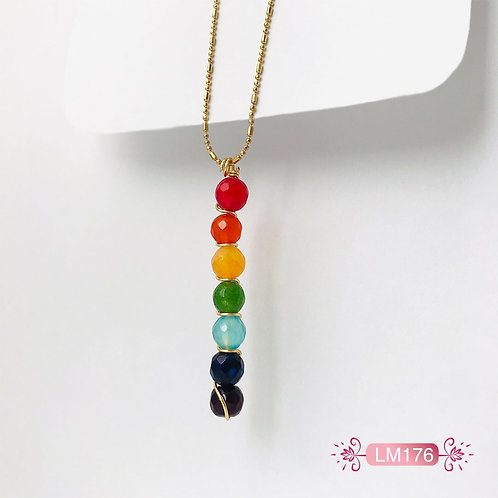 LM176 - Collar Oro Goldfield