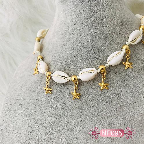 NP095 - Collar en Oro Goldfield