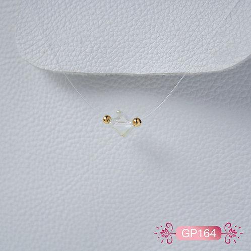 GP164- Collar Invisible