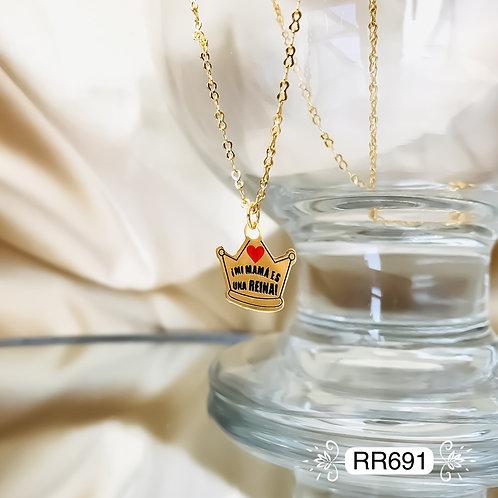 RR691 - Collar en Oro Goldfield
