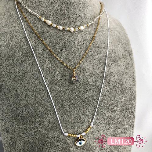 LM120- Collar