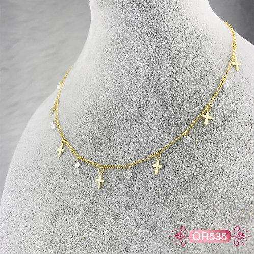 OR535 - Collar en Oro Goldfield