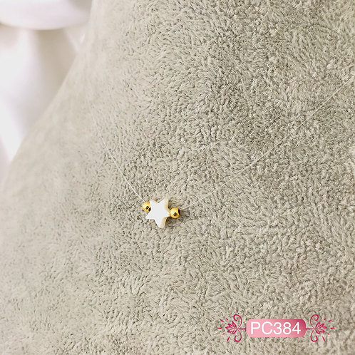 PC384-Collar en Oro Goldfield