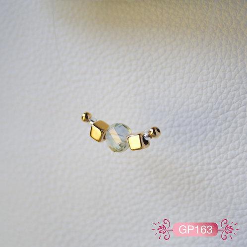 GP163- Collar Invisible