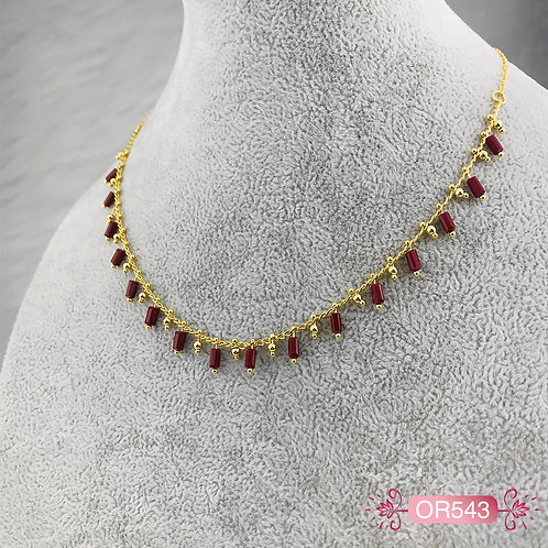 OR543 - Collar en Oro Goldfield