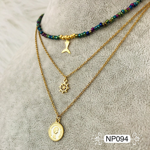 NP094 - Collar en Oro Goldfield