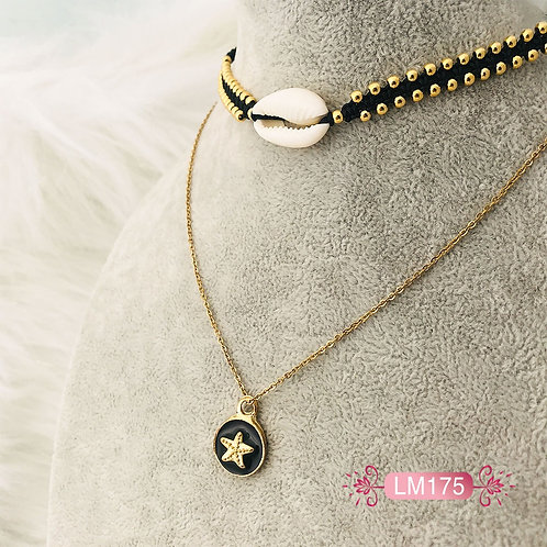 LM175 - Collar Oro Goldfield
