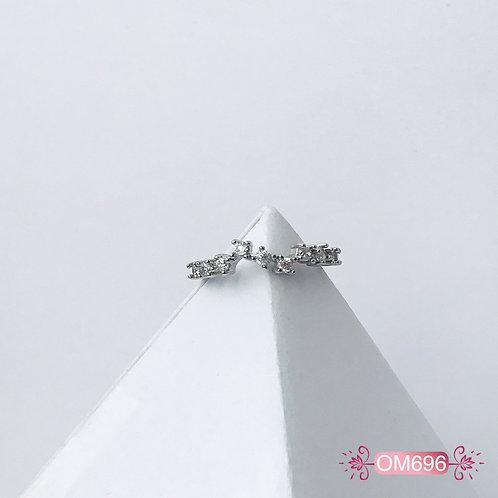 OM696- Anillo Midi Covergold