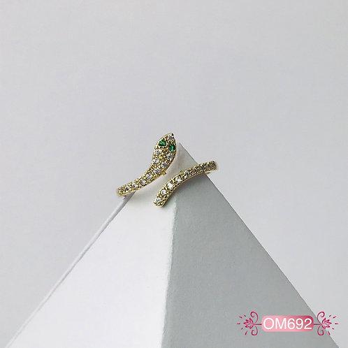 OM692- Anillo Midi Covergold