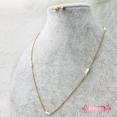 RR686 - Collar en Oro Goldfield