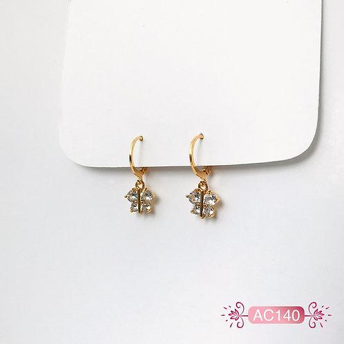 AC140-Aretes en Covergold