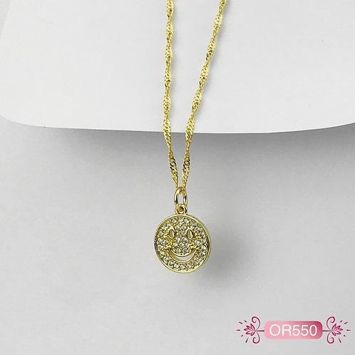 OR550 - Collar en Oro Goldfield