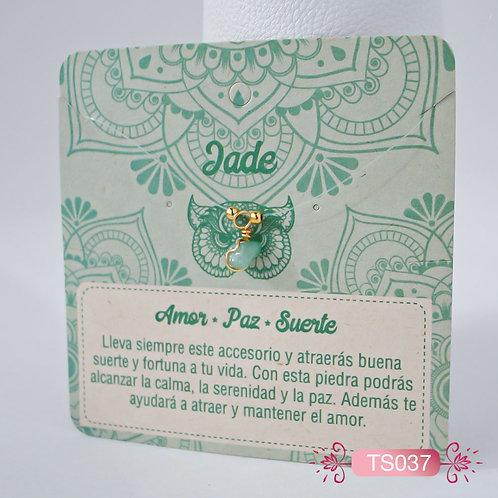 TS037 Collar Invisible Jade