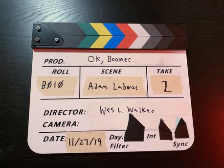 Adam LaBorde - Actor 4