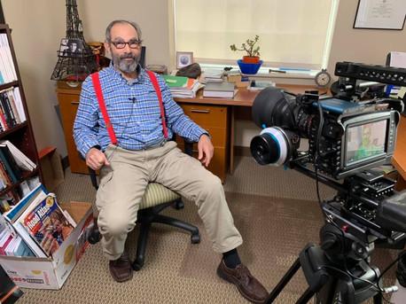 Dr. David Broad - Professor of Sociology 1