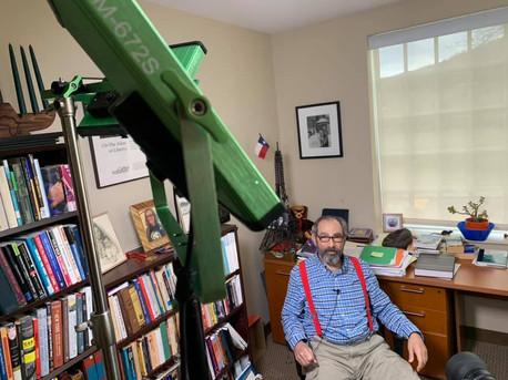 Dr. David Broad - Professor of Sociology 3